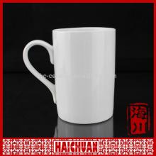 Tasse à café en acier inoxydable HCC et soucoupe