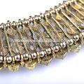 2017 à la main Mix couleur multi brin perlé colliers / perles de rocaille collier bijoux de mode