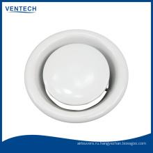 Алюминиевый металлический диск клапана