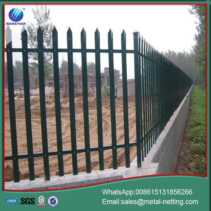 Palisade Fence Suppliers