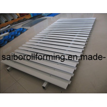 Steel Shutter Door Roll Forming Machine