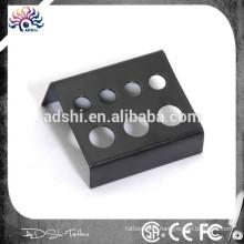 Tatouage de haute qualité Accessoire-porte en acier inoxydable titulaire de tasse avec encre double taille