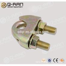 Clip de cuerda de alambre maleable DIN 1142