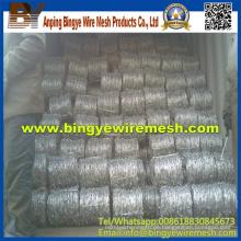 Heißer Verkauf verzinkter Stacheldraht (Export Qualität)