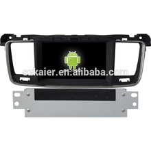 Android 4.3 Auto Glonass / GPS Media Player für Peugeot 508 mit GPS / Bluetooth / TV / 3G / WIFI