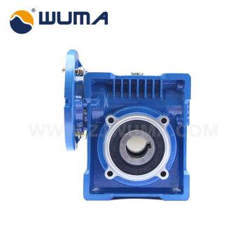 Motor biselado durable del fabricante de China con la caja de cambios