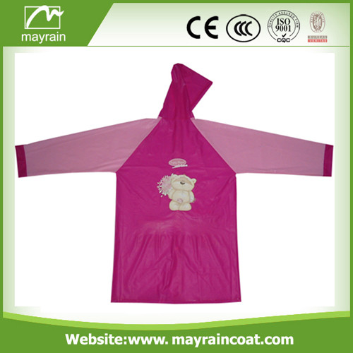 Animal Printing Raincoat