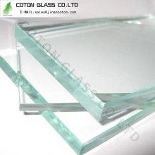 Estantes de vidrio templado personalizados