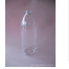 500ml Boston Clear Bottle Without Lotion Pump