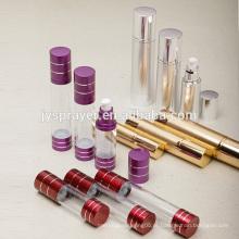 Moda profissional de plástico Cosmetic Packaging
