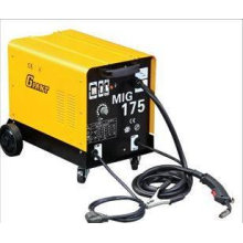 Flux wire welding machine