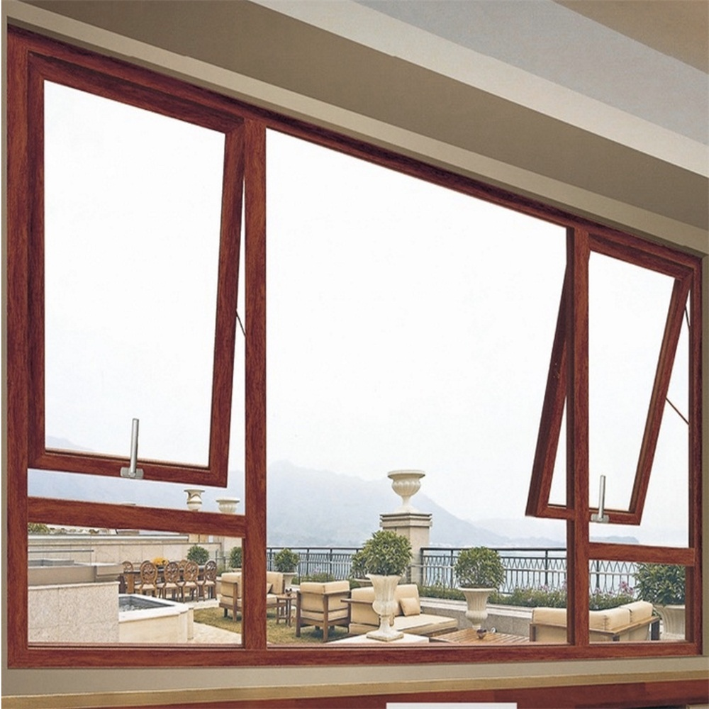 Thermal Break Pivot-hung Window
