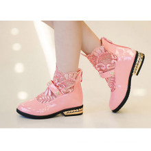 Sapatos de crianças PVC, botas de crianças