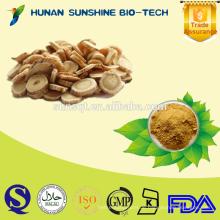 2015 heißes produkt Astragalus membranaceus PE pulver 0,5% / 1% / 5% / 10% Astragaloside