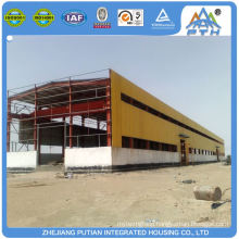 China factory supplier steel frame prefabricated shopping mall