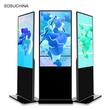 55 inch lcd advertising player digital signage