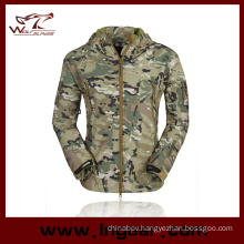 Stealth Hoodie Shark Skin Soft Shell Jacket Camo Jacket