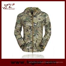 Stealth Hoodie Shark Skin Soft Shell Jacket Camo Jacket