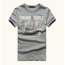 2014 new fashion custom men t shirt wholesale made in china