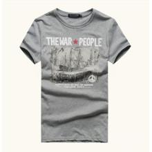 2014 nova moda personalizada homens t camisa atacado made in china