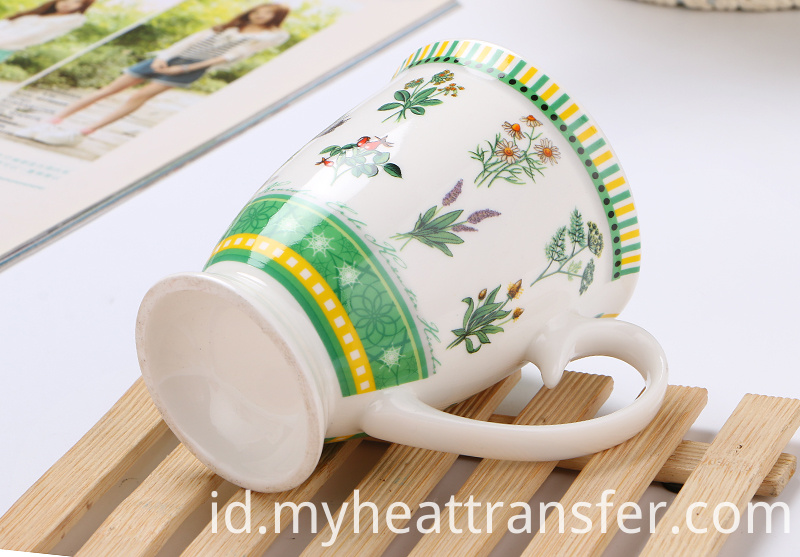 England Style Coffee Cup