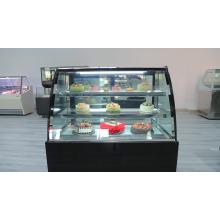 Equipo de refrigeración de gabinetes de exhibidores de pastel de 900 mm