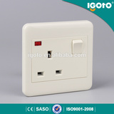 Igoto ET8613-N 13A zigbee low money wall socket