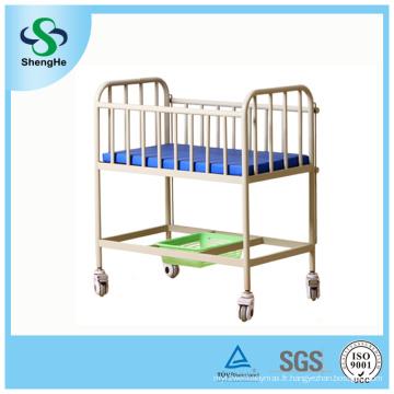 Hôpital Lit bébé en fer Lit bébé