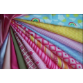 T/C printed garment fabric