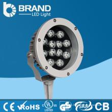 Outdoor Garden IP65 12w RGB LED Garden Spike Light