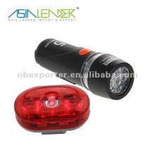 Éclairage à vélo multifonctionnel