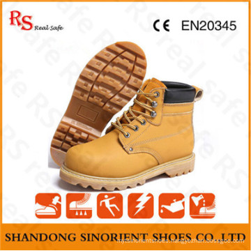 Handmade Goodyear Safety Shoes with Composite Toe RS5855