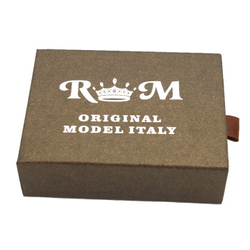 Fancy Paper Drawer Rigid Gift Box