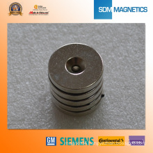 Round Magnet with Hole Made in China
