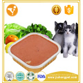 Manufacturer sales chicken flavor wholesale canned cat food