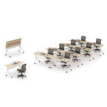 Современный складной стол для обучения студентов, складной стол для собраний (HF-P02)