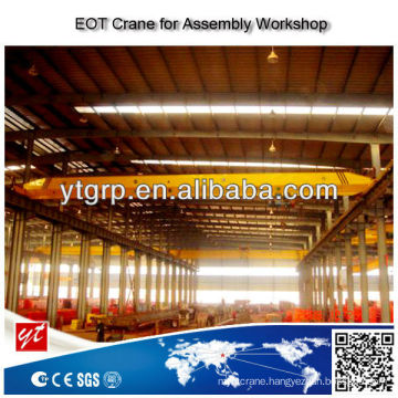 Single Girder Electric Hoist Crane 5Tons