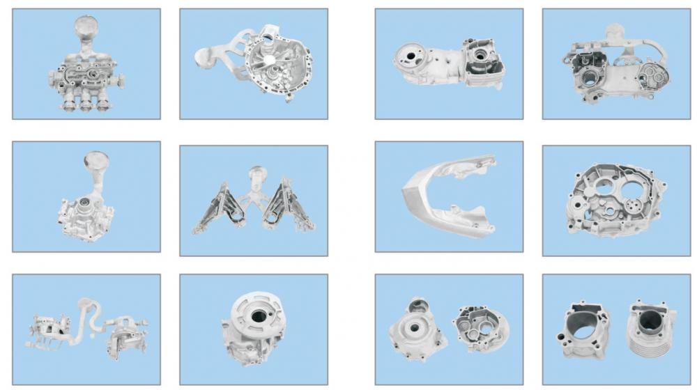 Die Cast Die / Casting Mould / Mold / Casting Mould / Castings