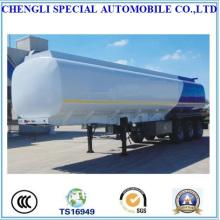 52000 13500 L nos eixos de Thr galão combustível Semi reboque