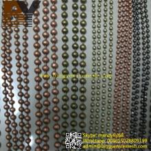 Retaining Chain, Ball Chain Curtain, Curtain Wall Covering