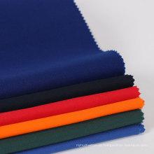 Tela anti estática da sarja do franco do algodão para o vestuário