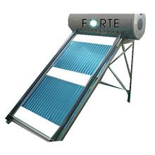 Capteur thermique solaire à 12 tubes