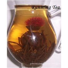 EU standard flavor blooming tea