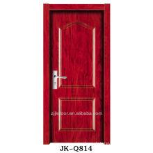 Hohe Qualität für innen geformte Melamin-Tür-Design