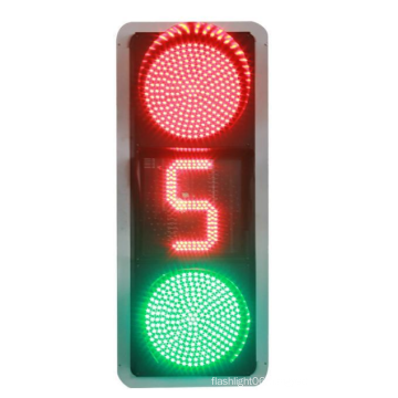 Red Green full Ball Led Traffic Light