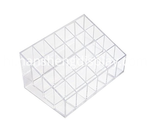 Clear Cosmetic Makeup Organizer