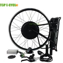 500w elektrische Motorrad Umbausätze