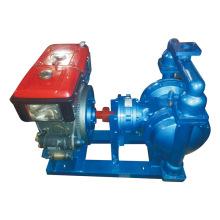 Diesel angetrieben Membran Wasserpumpe