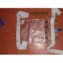 Série jetable de sac de jambe