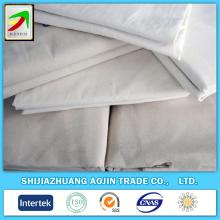 Combed t/c65/35 45x45 186T white shirting cloth